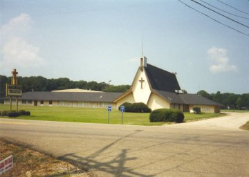 Foster Road Baptist Church