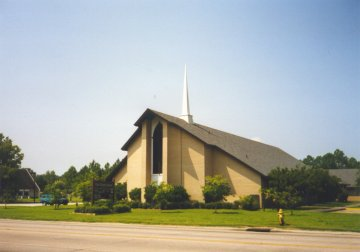 First Baptist Church Gonzales