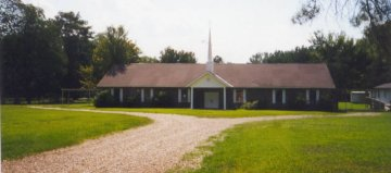 Indian Mound Baptist Church