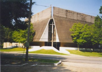 Lanier Baptist Church