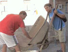 Mexico Mission Trip - Construction